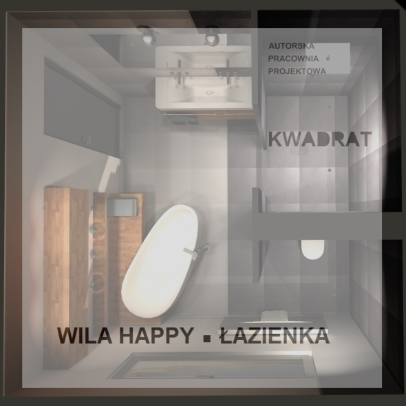 HAPPY Łazienka