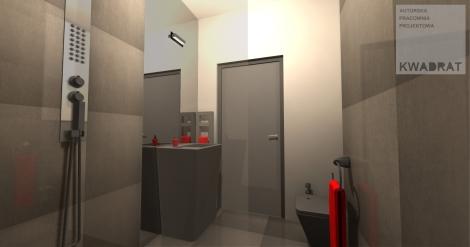 WILLA HAPPY łazienka