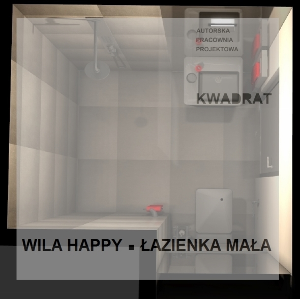 WILLA HAPPY łazienka